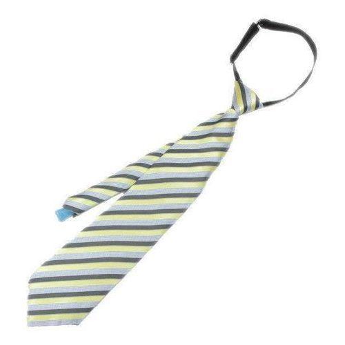 Giftworld Imprezowy krawat - 3 strips (5903181042997)