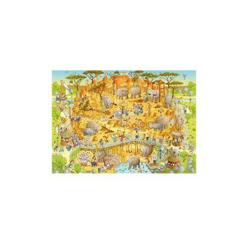 Heye Puzzle 1000 el. african habitat (4001689296391)