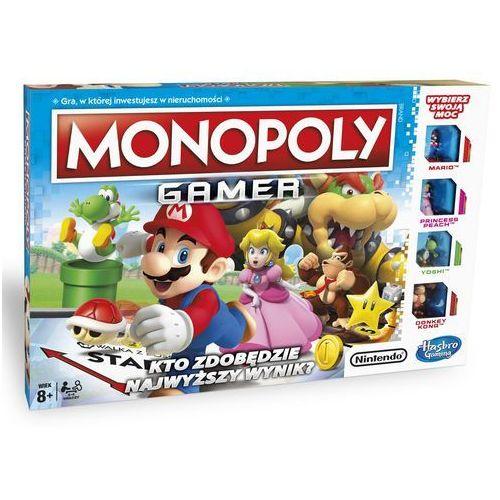 Gra Monopoly Gamer - Hasbro, R_C1815