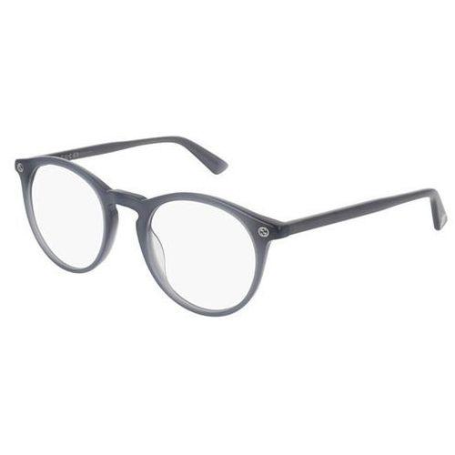 Okulary Korekcyjne Gucci GG0121O 005