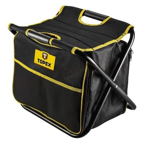 Stołek z torbą narzędziową 79r447 marki Topex