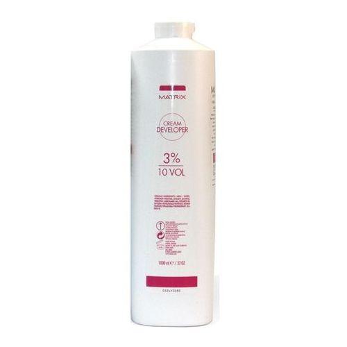 Matrix SoColor Cream Developer | Woda utleniona w kremie 3% 1000ml (3474630497054)