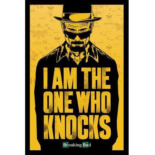 Brak Breaking bad (i am the one who knocks) - plakat