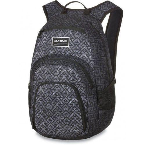 campus 25l plecak szary/czarny 2018 plecaki szkolne i turystyczne marki Dakine