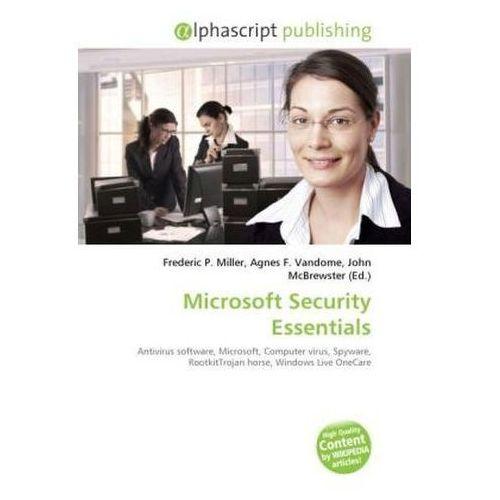 Microsoft Security Essentials (9786131675270)