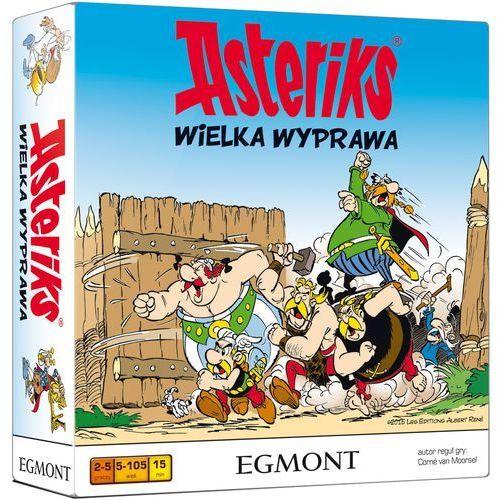 Asteriks: Wielka Wyprawa - gra planszowa - Jeśli zamówisz do 14:00, wyślemy tego samego dnia. Darmowa dostawa, już od 49,90 zł.