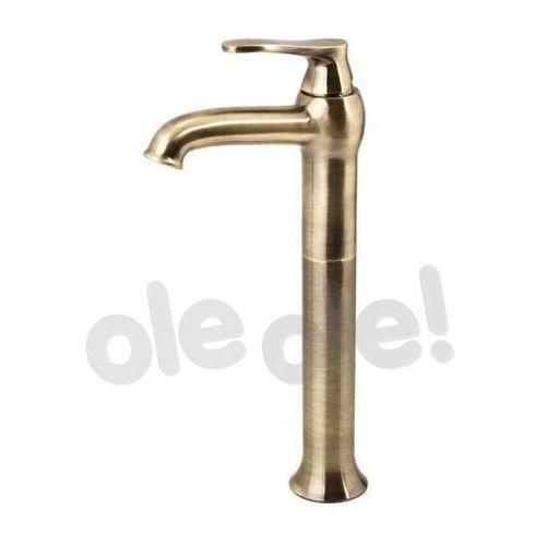 Omnires Art Deco AD5112/1 BR (brąz antyczny) (5908223785740)