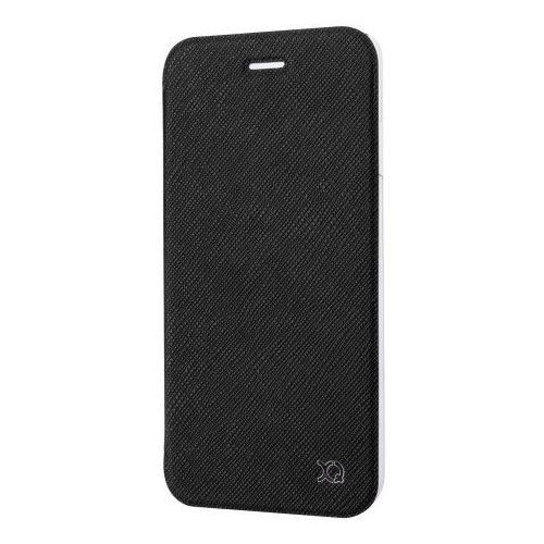 Etui XQISIT do Apple iPhone 6 Plus/6S Plus Adour Czarny, towar z kategorii: Futerały i pokrowce do telefonów