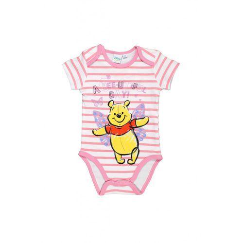 Body niemowlęce 100% bawełna 5t34bq marki Kubuś puchatek