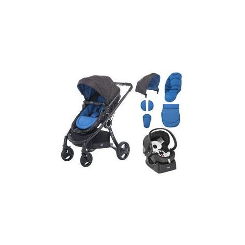 Chicco W�zek wielofunkcyjny 3w1 urban plus crossover (power blue)