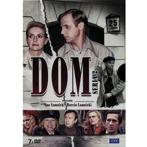 Film TELEWIZJA POLSKA S.A. Dom BOX cz.2 (7 DVD) - OKAZJE