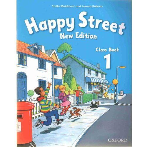 Happy Street NEW 1 SB OXFORD - Maidment Stella, Roberts Lorena