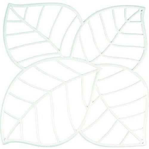 Koziol Panel dekoracyjny leaf biały