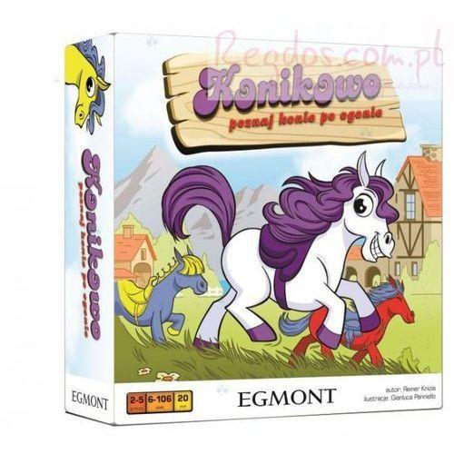 Egmont Konikowo - gra zręcznościowa - jeśli zamówisz do 14:00, wyślemy tego samego dnia. darmowa dostawa, już od 49,90 zł.