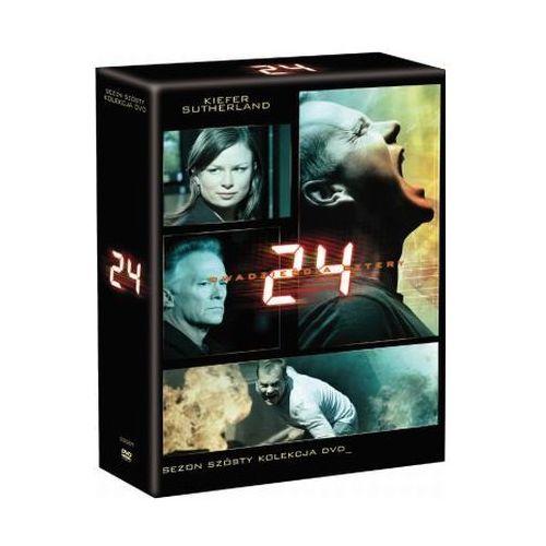 24 godziny, sezon 6 (6xDVD) - Jon Cassar, Bryan Spicer