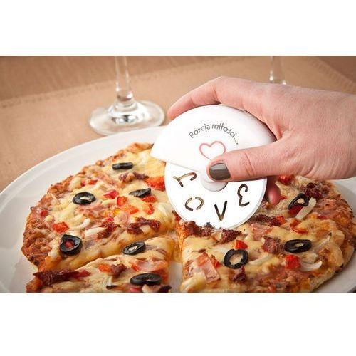 Zakochany nóż do pizzy - Porcja miłości