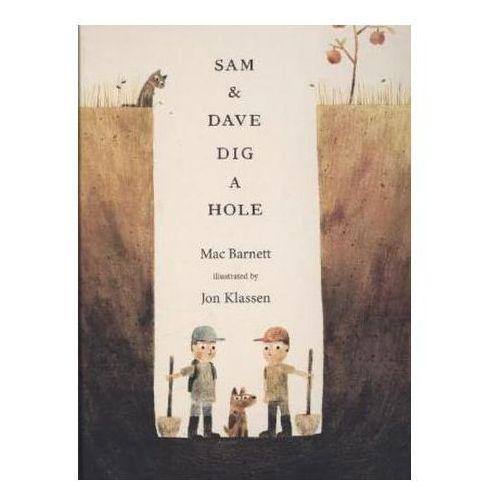 Sam and Dave Dig a Hole, Barnett, Mac