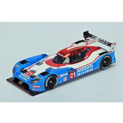 SPARK Nissan GT-R LM Nis mo #21 T. Matsuda/M. Shu (9580006471895)
