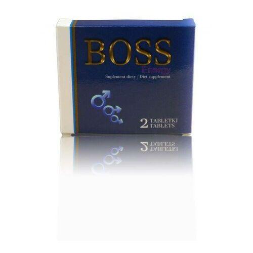 Boss of toys Boss energy ginseng mocna erekcja 2szt. | 100% dyskrecji | bezpieczne zakupy (5906314500001)