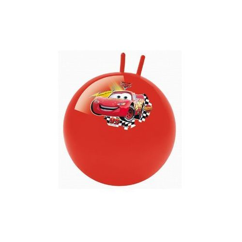 Piłka skacząca Cars 50cm
