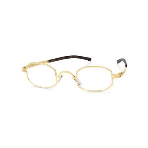 Ic! berlin Okulary korekcyjne  m1292 frederic g. matt-gold