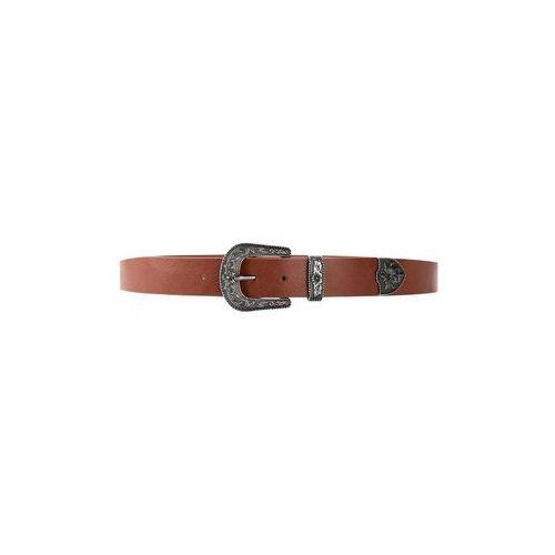Bonprix Pasek w kowbojskim stylu koniakowy brąz