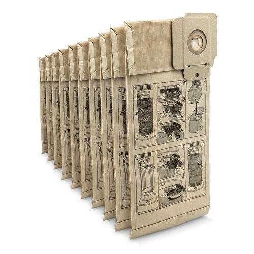 Worki papierowe do odkurzaczy szczotkowych, seria cv - cv 30/1 marki Kärcher