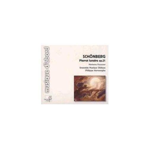 Schoenberg: Pierrot Lunaire (0794881703425)