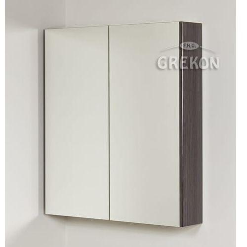 Gante Szafka wisząca z lustrem 70x80 seria fokus fino