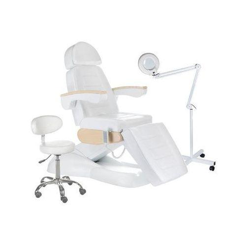 Fotel kosmetyczny lux + zestaw na start 238 marki Activ