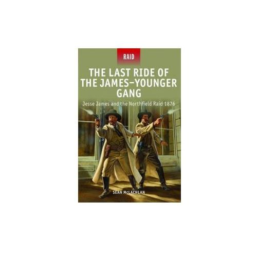 Last Ride of the James-Younger Gang - Jesse James and the No