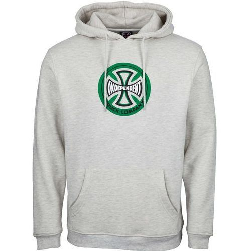 Bluza - hollow cross hood athletic heather (athletic heather) rozmiar: xl marki Independent