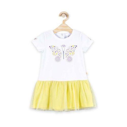 - sukienka dziecięca 62-86 cm marki Coccodrillo