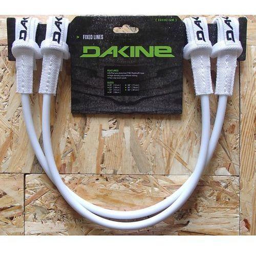 Dakine Linki trapezowe 2017 fixed white stałe