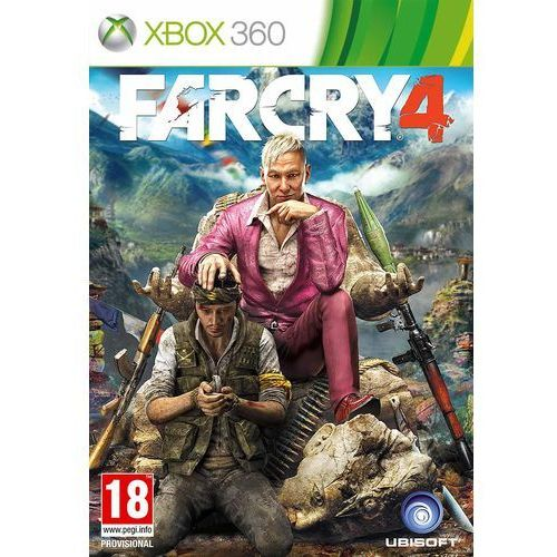 OKAZJA - Far Cry 4 (Xbox 360)