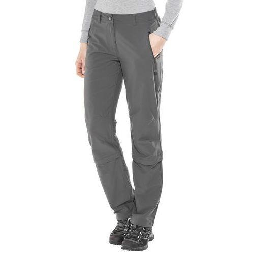 Schöffel Engadin Spodnie długie Kobiety szary 46 2018 Spodnie z odpinanymi nogawkami, kolor szary
