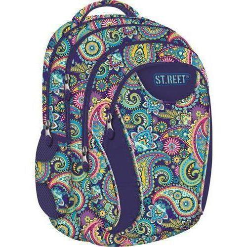 Plecak szkolny ST-MAJEWSKI St. Reet Cashmere (800 g), 7368