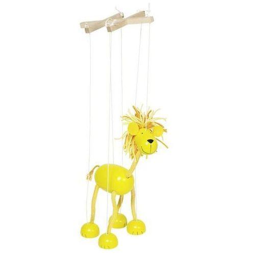 Goki Marionetka z krzyżakiem lew