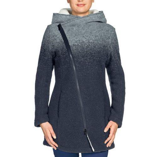 västeras ii kurtka kobiety szary/niebieski 40 2018 kurtki zimowe i kurtki parki marki Vaude