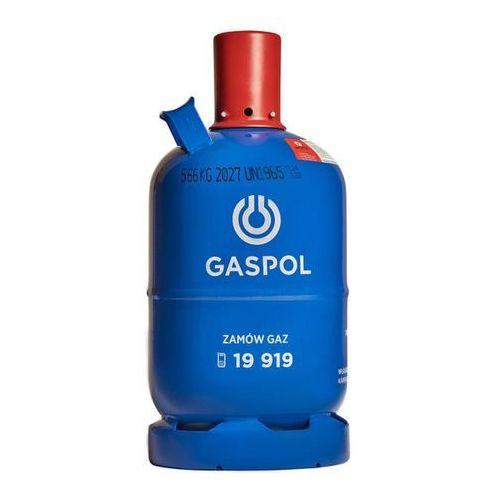 Gaz do butli 5 kg marki Gaspol