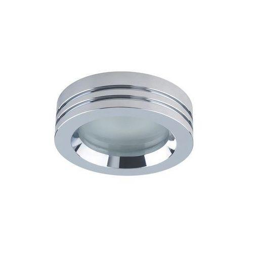 Emithor Luxera 71002 - łazienkowa oprawa wpuszczana ip65 1xgu10/50w/230v (8585032211966)
