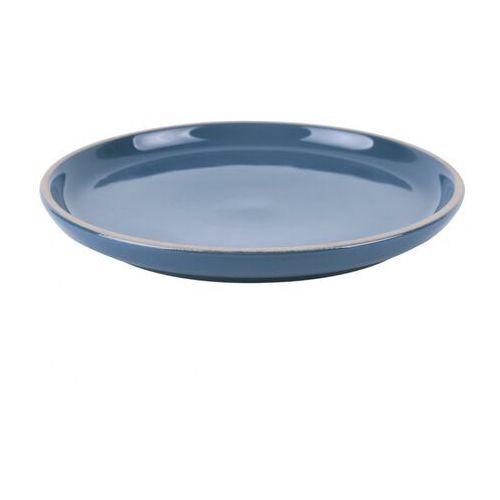 Patera brisk round niebieska marki Pt