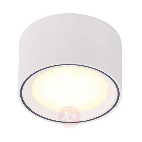 fallon lampa sufitowa biały, 1-punktowy - skandynawski - obszar wewnętrzny - fallon - czas dostawy: od 3-6 dni roboczych marki Nordlux