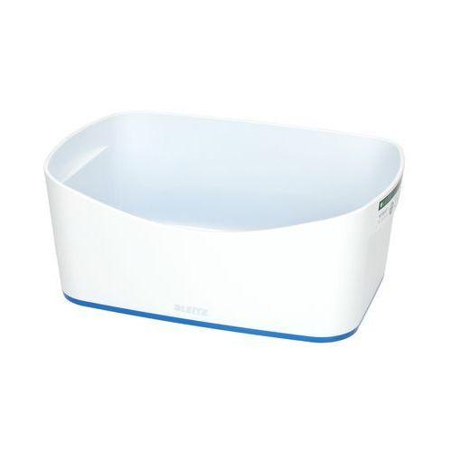Pojemnik bez pokrywki biało/niebieski MyBox Leitz
