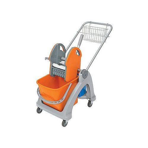 Wózek pojedynczy z tworzywa sztucznego Splast TS-0006, TS-0006