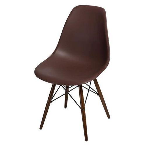 D2 Krzesło p016w na ciemnych nogach insp. dsw