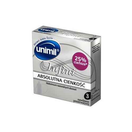 Unimil Infini (1op./3szt.) z kategorii Prezerwatywy