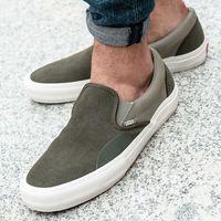 classic slip-on (vn0a347vvet1) marki Vans