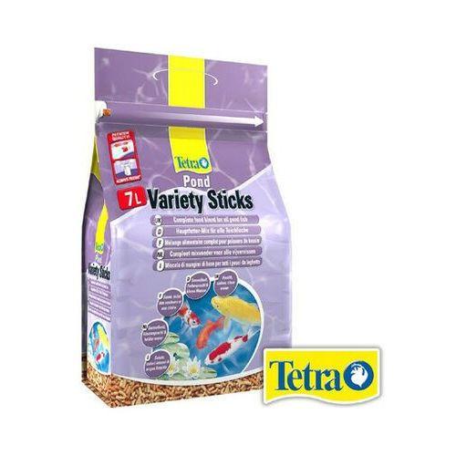 TETRA Pond Variety Sticks 7 L - DARMOWA DOSTAWA OD 95 ZŁ!