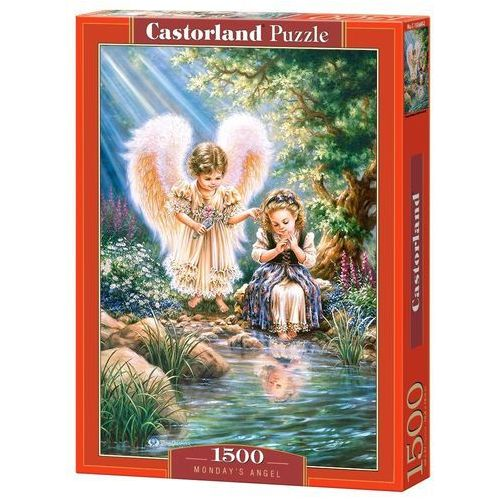 Puzzle 1500 Monday's Angels CASTOR